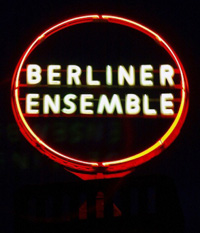 Berliner Ensemble (foto V-M)