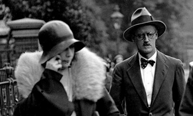 James Joyce and Nora