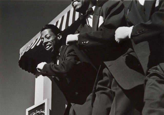 Portrait of Count Basie. San Francisco, 1939. Foto de John Gutmann