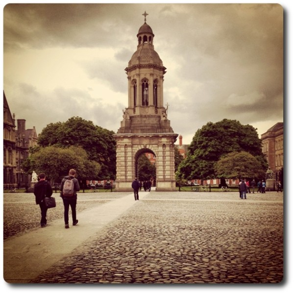Trinity Ccollege. Universidad of Dublin